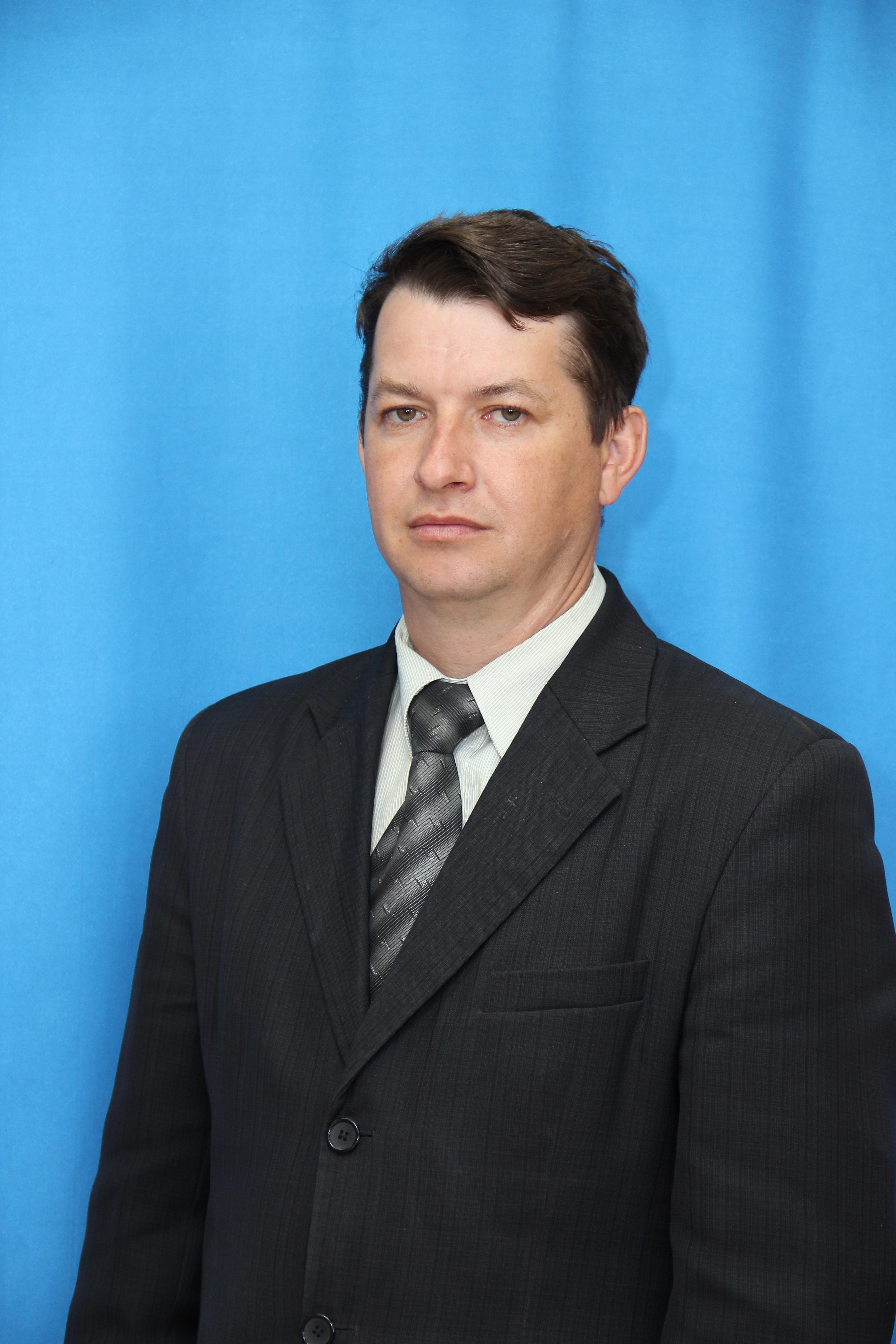 Фролов Сергей Николаевич